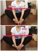 股関節の柔軟 可動域の矯正