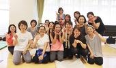 グループレッスン 美骨盤ヨガピラティスクラス、産後リカバリークラス 7,8月日程ご案内