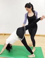 お腹ポッコリ、骨盤歪みが気になる産後ママの為の、骨盤矯正パーソナルトレーニング