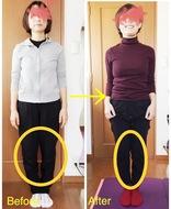 妊娠前より美脚になれる!О脚矯正パーソナルトレーニング