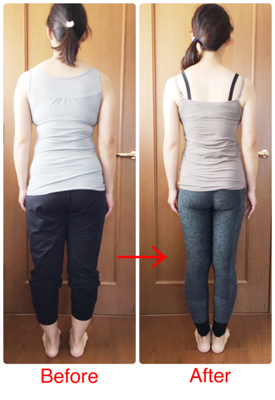 17㎏痩せも!体型も体質も改善し、健康で女性らしい体に集中ダイエット