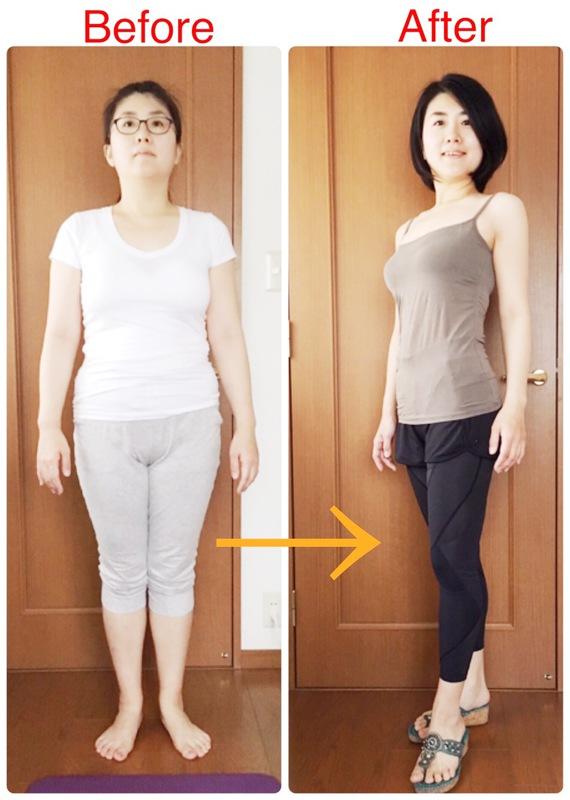 ダイエットもスルッと実績多数♡17㎏痩せも!健康で女性らしい体に集中ダイエット