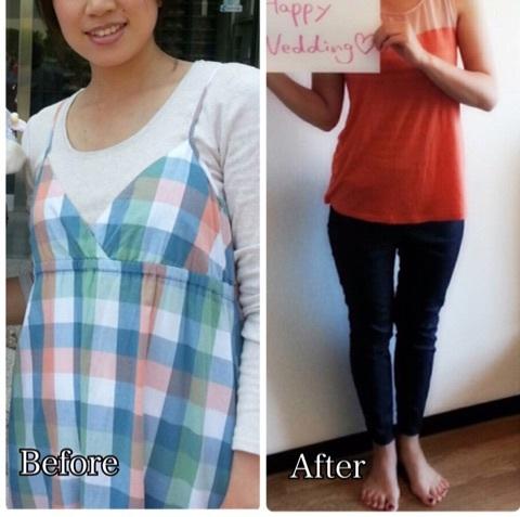 産前よりも体脂肪率マイナス5%ダウン!3ヶ月ダイエット集中パーソナルトレーニング