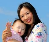 安澤さんのお声 体力も精神も育児でまいっていましたが、産後クラスで体も気持ちも楽に♪