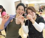 「ナオコ先生は一人一人の身体に合わせて施術、トレーニングしてくれます。」