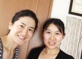 「奈緒子さんの指導は、トレーニングだけでなく施術もしてくれ、確実に体の変化が現れました」